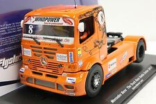 FLY 202101 MERCEDES BENZ SUPER TRUCK ZOLDER 2012 NEW 1/32 SLOT CAR IN DISPLAY