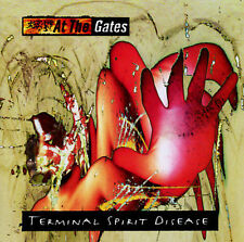 At the Gates - Terminal Spirit Disease  (CD, Aug-1997, Futurist) METAL RULES
