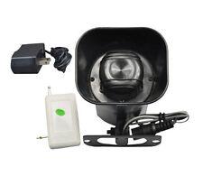 Wireless Outdoor External Siren Horn Transmitter 12V For Alarm System 110 dB M3