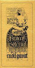 TAROCCO ESOTERICO EGIZIANO ENOIL GAVAT Mazzo Nuovo Editore DAL NEGRO