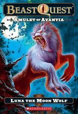 Amulet of Avantia: Luna the Moon Wolf (Beast Quest #22), Blade, Adam, Good Book