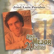Solo Lo Mejor: Jose Luis Perales 20 Exitos by PERALES,JOSE LUIS