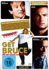 GET BRUCE Mit der Lizenz zum Lachen DVD 2010 Bruce Vilanch Neu/OVP