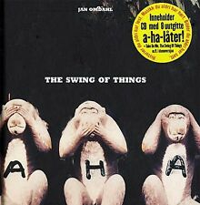 a-ha Swing of things book with CD (Jan Omdahl)