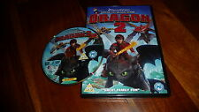 HOW TO TRAIN YOUR DRAGON 2  DVD - FAST/FREE POSTING.