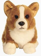 Faithful Friends ~ WELSH PEMBROKE CORGI ~ Soft Toy/Plush (Queen's Corgi) 12""