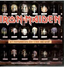 Iron Maiden, 17 Numbers by the Beast; 17 track PR-Only CD Sampler