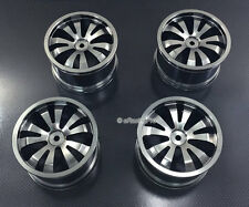 Aluminum Wheels Rim For T E maxx 1.5/2.5 Savage 21 Revo