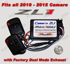 Camaro ZL1 2010-2015 Dual Mode NPP Mild 2 Wild Exhaust Control - FREE SHIPPING!