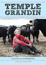 Temple Grandin: How the Girl Who Loved Cows Embraced Autism and Change-ExLibrary