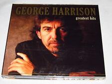 GEORGE HARRISON - Greatest Hits. BEATLES . 2 CDs Digipack 2010