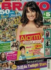Magazin Bravo 46/2011,Lea Michele,Justin Bieber,One Direction,Adele,Twilight,LMF