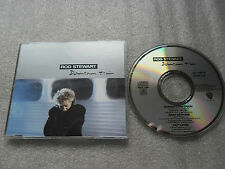 CD-ROD STEWART-DOWNTOWN TRAIN-STAY WITH ME-HOT LEGS-(CD SINGLE)-3TRACK-MAXI CD