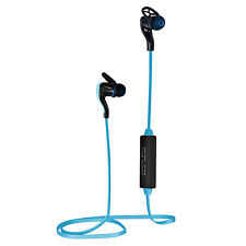 tinxi Bluetooth 4.1 Kopfhörer Wireless Stereo Headset Ohrhörer In Ear Ohr blau