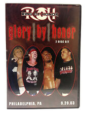 Official ROH Glory By Honor 2 (Used DVD)