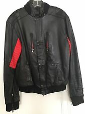 Surface 2 Air Kid Cudi Mr. Rager Leather Jacket XXL