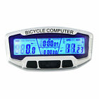 Wireless LCD Bicycle Bike Cycling Computer Odometer Speedometer Velometer IT
