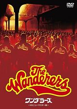 THE WANDERERS HD New Master Edition- Japanese original DVD