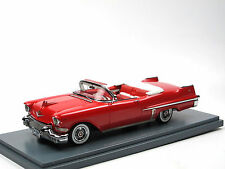 Neo Scale Models 45808 - 1957 Cadillac Series 62 Convertible red 1/43 resin