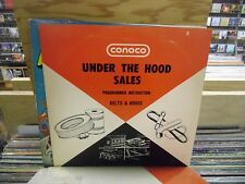 Under The Hood Sales Belts & Hoses [CONOCO] vinyl LP private press EX [1 Sided]