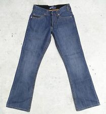 Alpinestars Racing Counter Suit Denim Indigo Jeans Mens Size Bottom 28
