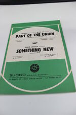 SC16 SPARTITO Part of the union - Something new