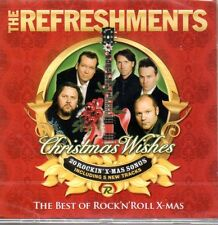 CD The Refreshments, Christmas Wishes, The Best Of Rock'n'Roll X-Mas, 2010, Neu