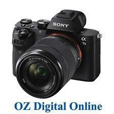 NEW Sony Alpha A7 MK 2 28-70 Kit 24.3MP Mark II Full Frame DSLR Camera 1 YrWty