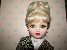 """Madame Alexander 21"""" WIG for Your Modern Cissy Doll Mint with Hairnet NO DOLL"""
