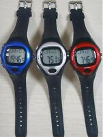 2016 new Sports Pulse Heart Rate Monitors Fitness Calories Counter Wrist Watch