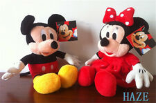 "11"" Mickey Mouse Minnie Mouse Disney Plush Stuffed Toy Doll KID GIFT"