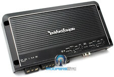 ROCKFORD FOSGATE R300X4 AMP 4 CH 600W MAX COMPONENTS SPEAKERS TWEETERS AMPLIFIER