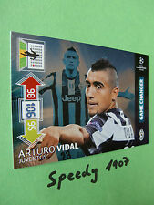 Game changer Vidal Champions League Update 2012 13 Panini  Adrenalyn