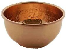 """2"""" Unadorned Copper Altar Offering Bowl!"""