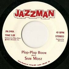 Sam Most - Plop-Plop Boom / Jungle Fantasy 7""