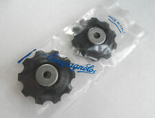 *NOS Vintage Campagnolo 8 Speed rear derailleur jockey wheels (c record era)*