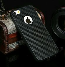 Luxury Grid Pattern Soft Silicone TPU Back Case Cover For Apple iPhone 5 / 5S