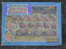 WARHAMMER DWARF, PRINCE ULHER'S IMPERIAL DWARFS, BOXED