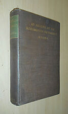 THE ROTHAMSTED EXPERIMENTS - Agriculture - AGRICULTURAL SCIENCE - Botany 1905