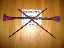 BRAND NEW SET OF TRIX STIX JUGGLING STICKS - DEVIL STICKS - MADE IN CANADA