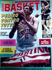 Super Basket n°17 1989 [GS36]