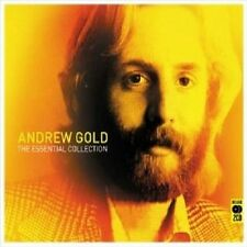 The Essential Collection by Andrew Gold (CD, Oct-2011, 2 Discs, Music Club...