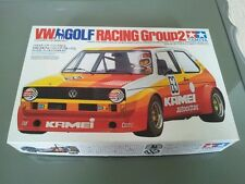 TAMIYA VW GOLF RACING GROUP 2 NIB 1/24TH SCALE SPORTS CAR SERIES No.8 VINTAGE