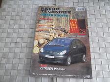 REVUE TECHNIQUE CARROSSERIE CITROEN PICASSO DEPUIS 1999