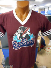 Don Alleson Mens Mobile Bay Bears Baseball Jersey New L