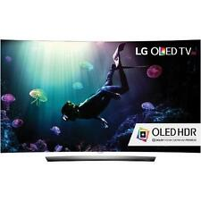 "LG OLED65C6P 65"" Class Smart 3D Curved OLED 4K HDR Ultra HDTV With WebOS 3.0"