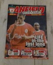 414) Anfield Confidential magazine December 1998 issue