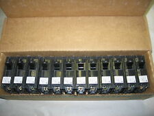 Box of 12) Siemens Q125 25 Amp Circuit Breaker 1-Pole 120/240 60 Hz