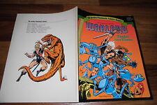 die GROßEN PHANTASTIC COMICS # 7 -- WARLORD // TEUFEL aus EISEN / 1. Aufl. 1981