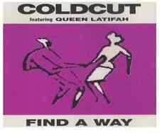 COLDCUT FIND A WAY -  CD SINGLE